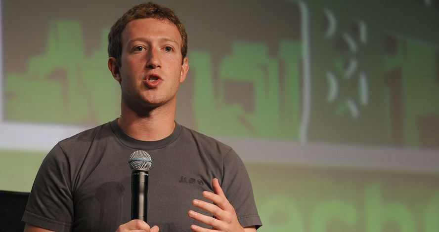 Marc Zuckerberg, Facebook Gründer