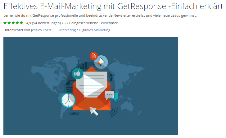 email-marketing-getresponse-jessica-ebert-udemy-kurs