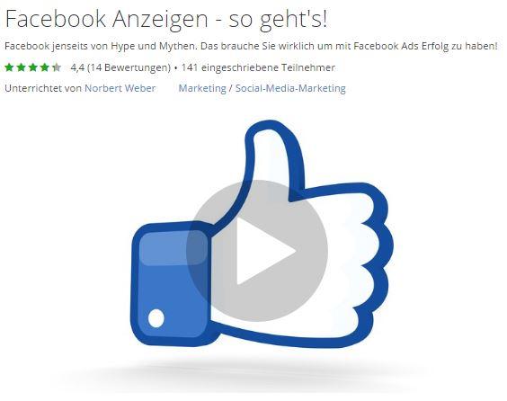 facebook-anzeigen-norbert-weber-udemy-kurs