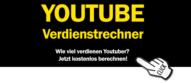 youtube verdienstrechner, wie viel verdienen youtuber