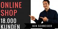 Ben Schneider, Webshop