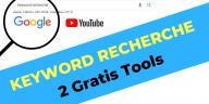 Keyword Recherche - wie finde ich die richtigen Keywords